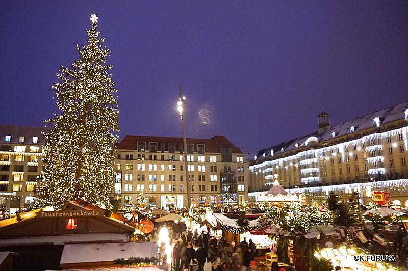 ベルリン その1 到着の夜 クリスマスマーケットへ♪_a0092659_2356046.jpg