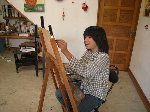 12月の「人物画デッサン」、大変盛り上がってます!!!_c0131063_025817.jpg
