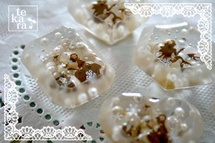 雪景色の浮かぶ宝石*_a0139874_20402146.jpg