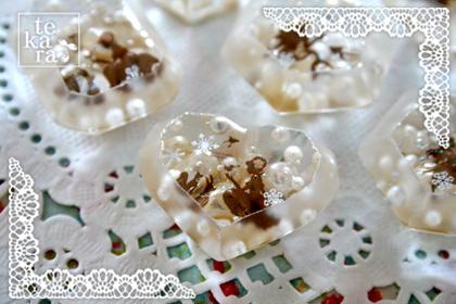 雪景色の浮かぶ宝石*_a0139874_2041395.jpg