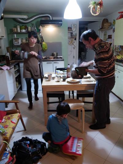 イタリアでの個展3_a0144779_0363759.jpg