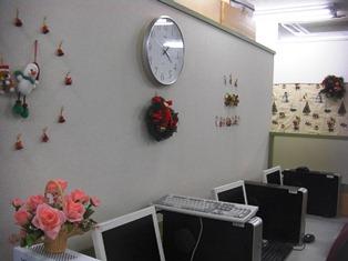 教室はChristmas♪_d0030894_1254768.jpg