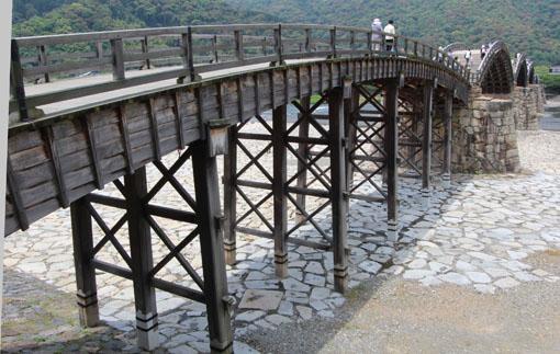 錦帯橋:6月の新住協総会広島_e0054299_11574789.jpg