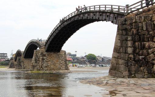 錦帯橋:6月の新住協総会広島_e0054299_1157543.jpg