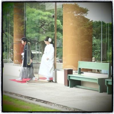 和装に合わせるヘッドドレス 白いシャクヤクをたっぷりと_b0113510_16324614.jpg