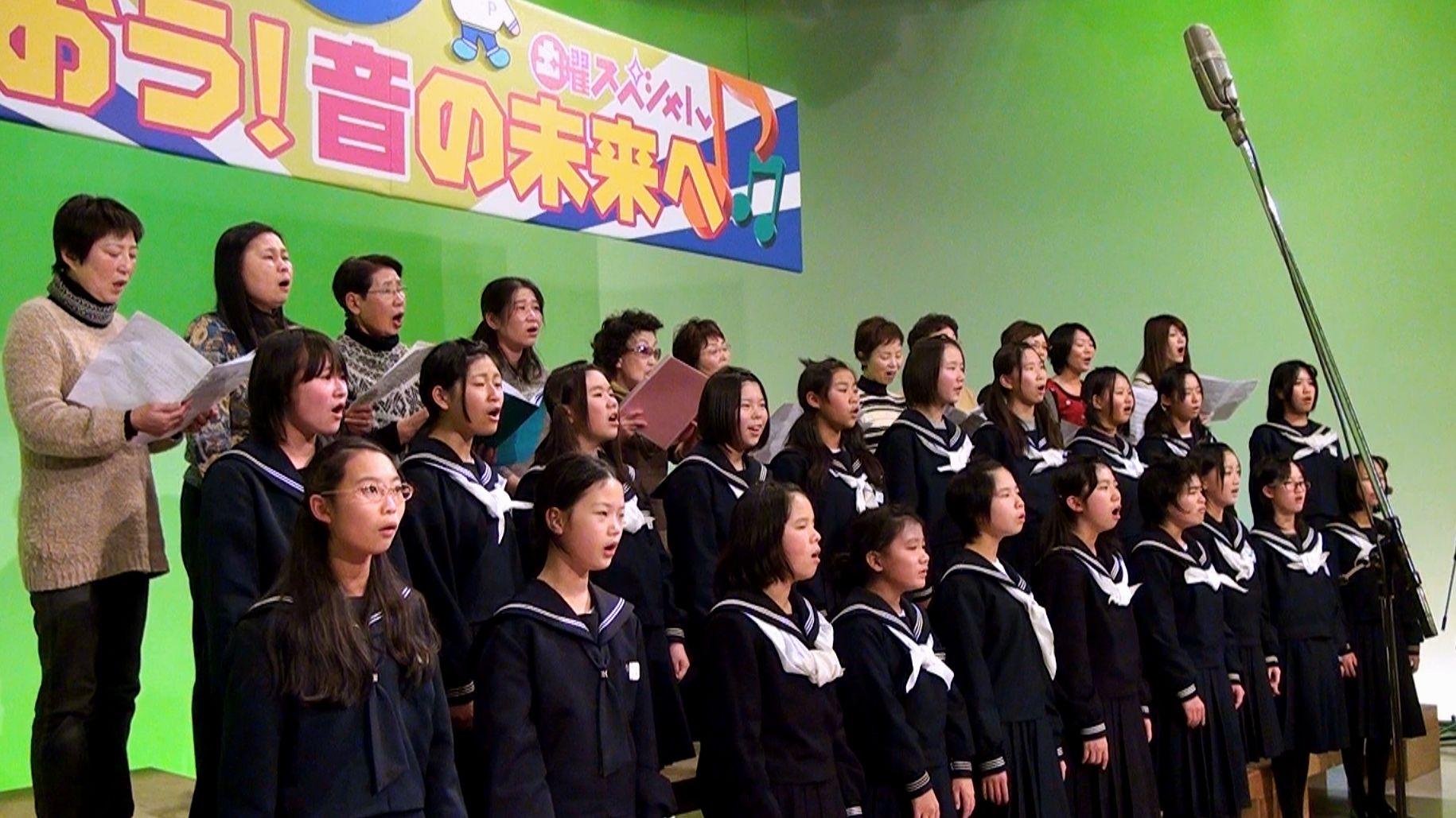 福井放送60周年記念曲「音の未来へ」合唱_a0271541_1105810.jpg