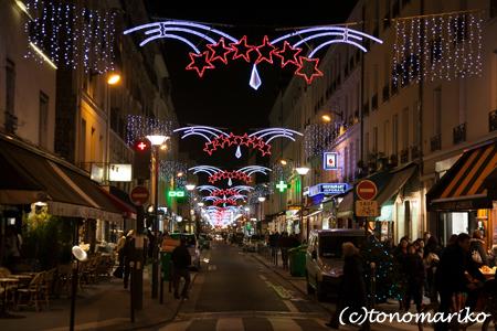 パリの街角イルミネーション_c0024345_447584.jpg