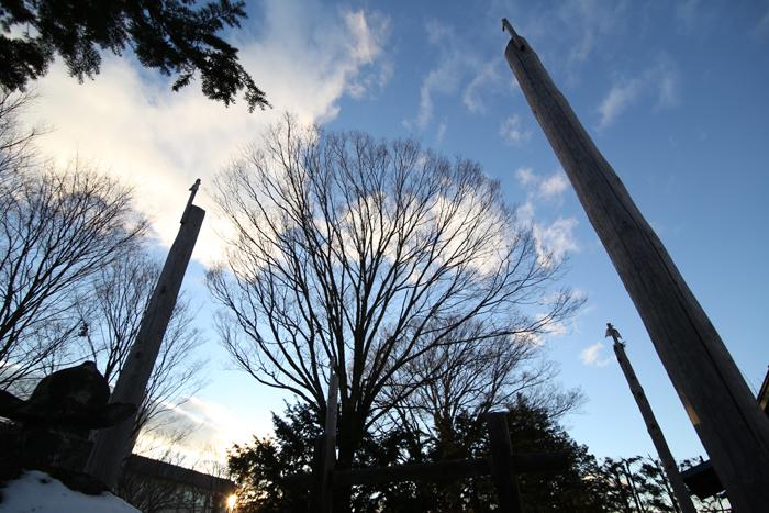 【Nagano Snapshot】 原村1 混沌こそ我が墓碑銘_c0035245_3224526.jpg