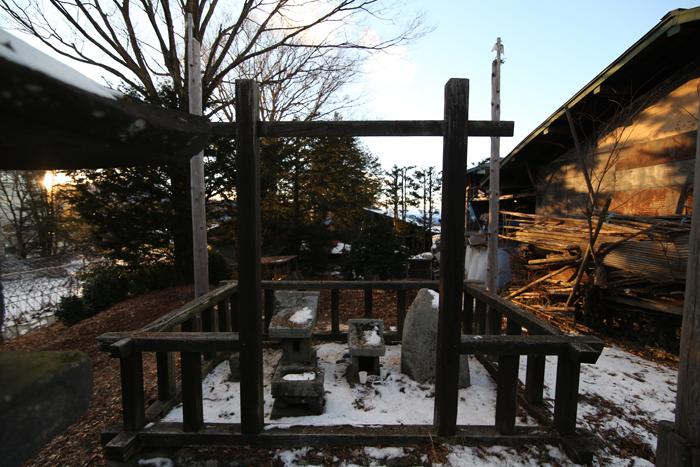 【Nagano Snapshot】 原村1 混沌こそ我が墓碑銘_c0035245_3235723.jpg