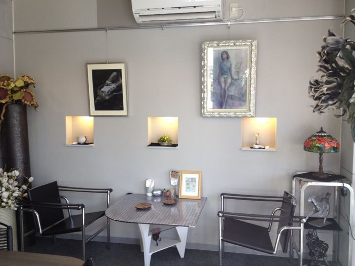 Cafe Gallary NAKA (カフェギャラリー ナカ)_e0292546_0555815.jpg