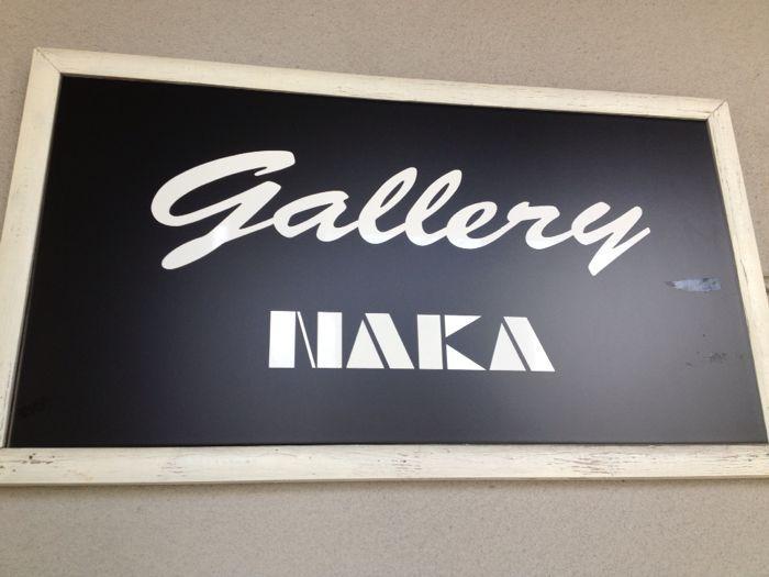 Cafe Gallary NAKA (カフェギャラリー ナカ)_e0292546_056491.jpg
