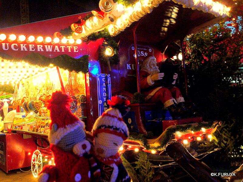ベルリン その1 到着の夜 クリスマスマーケットへ♪_a0092659_126364.jpg