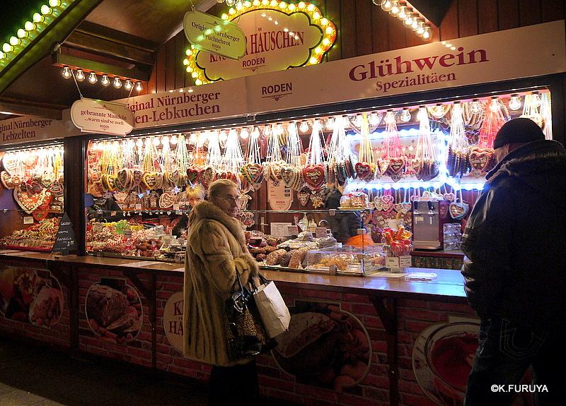 ベルリン その1 到着の夜 クリスマスマーケットへ♪_a0092659_1372730.jpg