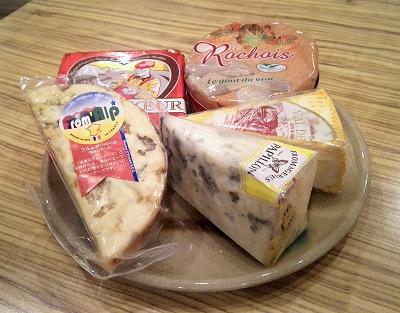 チーズ三昧_f0220089_18314447.jpg