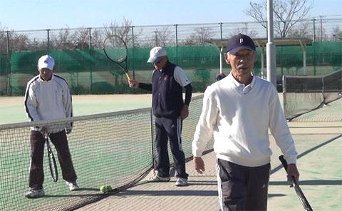 シニアテニスで癒される_b0114798_16475155.jpg