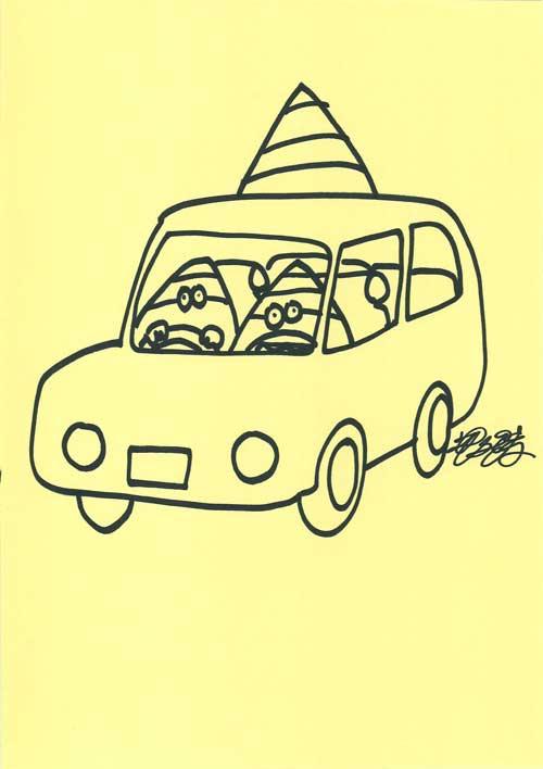 UST放送「お絵描き先輩」で描いた絵_01_d0151007_434072.jpg