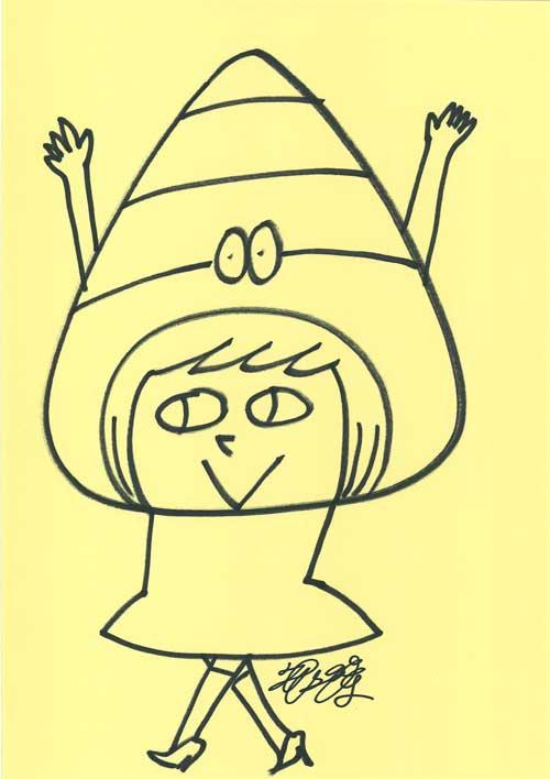 UST放送「お絵描き先輩」で描いた絵_02_d0151007_4371592.jpg