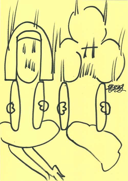 UST放送「お絵描き先輩」で描いた絵_02_d0151007_438724.jpg