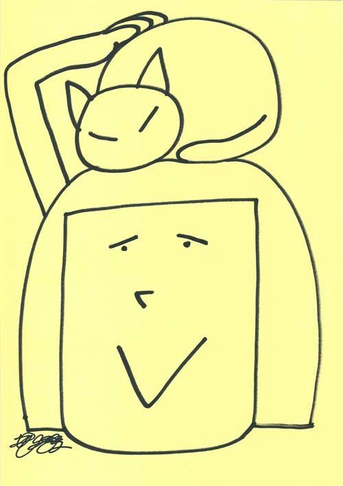 UST放送「お絵描き先輩」で描いた絵_03_d0151007_4411922.jpg