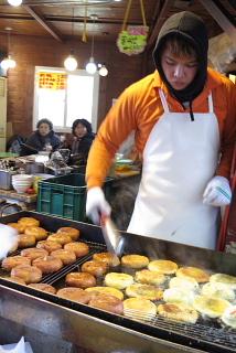 韓国の冬――寒いから温かい旅_d0046025_23485365.jpg