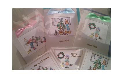 クリスマスカード_d0254738_21493753.jpg