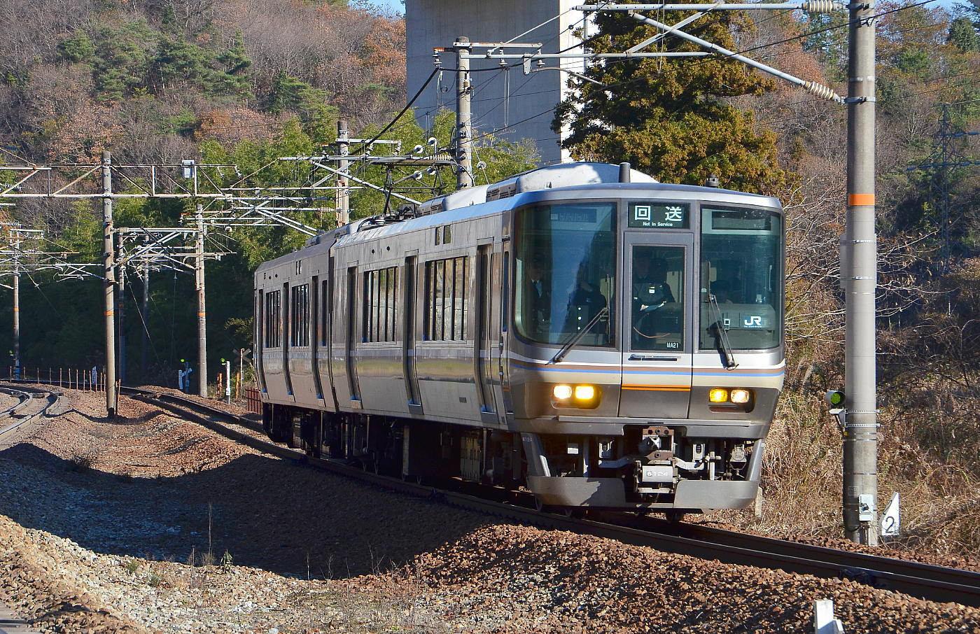 広島223系試運転続報_a0251146_19132340.jpg
