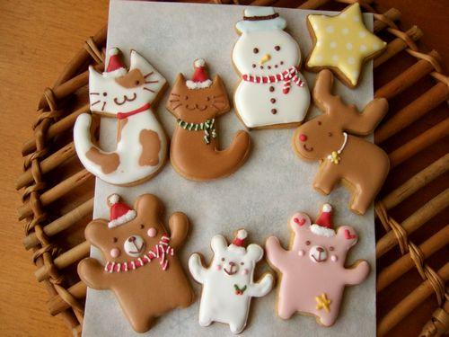 クリスマス☆アイシングクッキー_e0160246_11535840.jpg