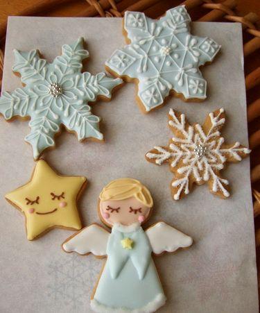 クリスマス☆アイシングクッキー_e0160246_11535856.jpg