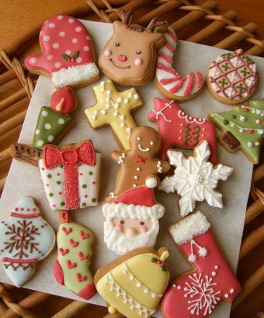 クリスマス☆アイシングクッキー_e0160246_1153863.jpg