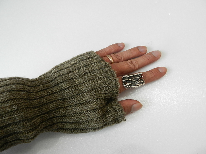 Swedish army wrist warmer dead stock_f0226051_10241920.jpg