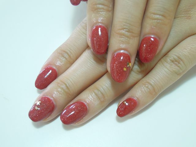 Wine Red Nail_a0239065_1652756.jpg