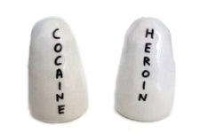 David Shrigley: Cocaine / Heroin Shakers_c0214605_17391334.jpg