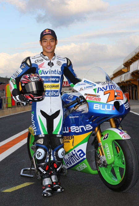青山博一選手 MotoGP復帰_d0067418_1105675.jpg