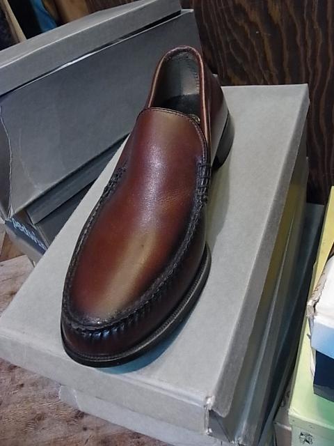 明日12月15日(土)入荷商品!デッドストック Variety of VAMP shoes Ⅱ_c0144020_1715322.jpg