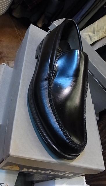 明日12月15日(土)入荷商品!デッドストック Variety of VAMP shoes Ⅱ_c0144020_17153730.jpg