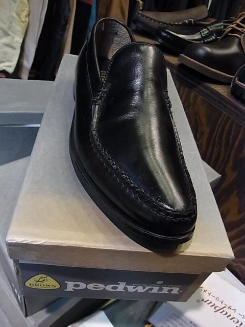 明日12月15日(土)入荷商品!デッドストック Variety of VAMP shoes Ⅱ_c0144020_17154283.jpg