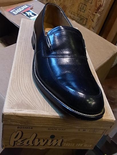 明日12月15日(土)入荷商品!デッドストック Variety of VAMP shoes Ⅱ_c0144020_1715516.jpg