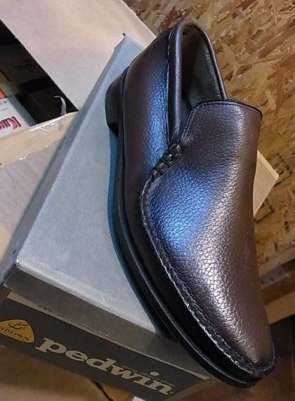明日12月15日(土)入荷商品!デッドストック Variety of VAMP shoes Ⅱ_c0144020_17155834.jpg