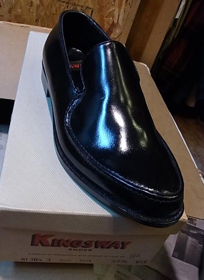 明日12月15日(土)入荷商品!デッドストック Variety of VAMP shoes Ⅱ_c0144020_17161098.jpg