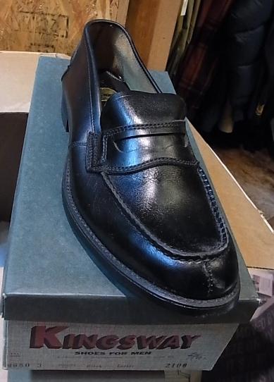 明日12月15日(土)入荷商品! Variety of Loafer!_c0144020_17223458.jpg