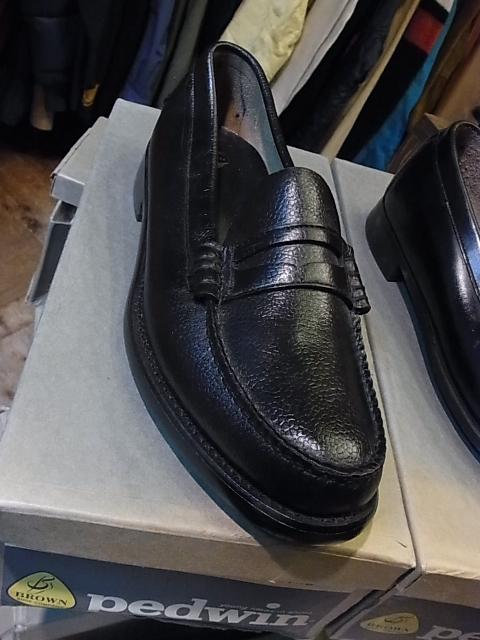 明日12月15日(土)入荷商品! Variety of Loafer!_c0144020_1722423.jpg