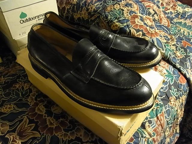 明日12月15日(土)入荷商品! Variety of Loafer!_c0144020_1722582.jpg