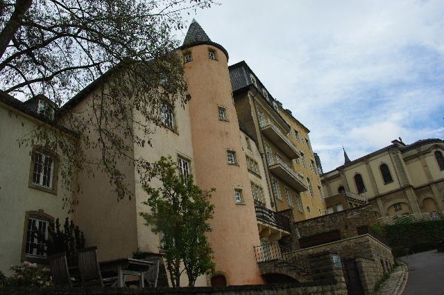 ルクセンブルクの旅 (5) ボックの断崖(要塞)とその眺望_c0011649_0151450.jpg