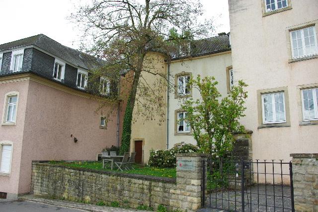 ルクセンブルクの旅 (5) ボックの断崖(要塞)とその眺望_c0011649_0153554.jpg