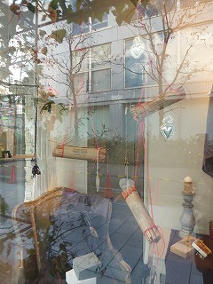 show window   クリスマス ☆ ディスプレイ_a0165160_6321851.jpg