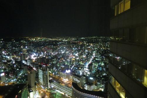 121212 横浜ランドマークから見る夜景はまるで宝石をちりばめたような美しさです。_d0288367_197191.jpg