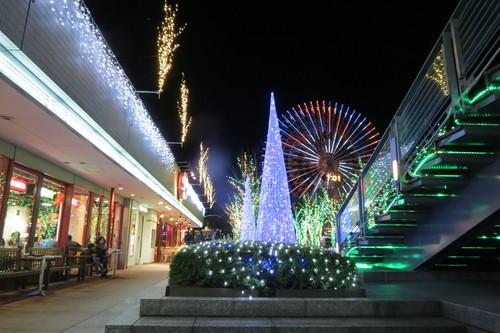 121212 横浜ランドマークから見る夜景はまるで宝石をちりばめたような美しさです。_d0288367_198142.jpg
