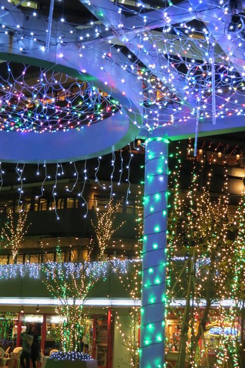121212 横浜ランドマークから見る夜景はまるで宝石をちりばめたような美しさです。_d0288367_1995294.jpg