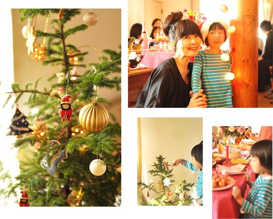クリスマス、そして出版記念パーティー_d0174704_1552073.jpg