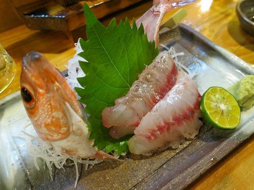にぶ家で美味しい魚いただきま~す_a0055835_1745923.jpg